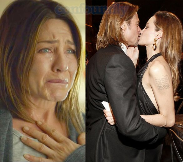 Brad Pitt, Jennifer Aniston, Cheating, Divorce