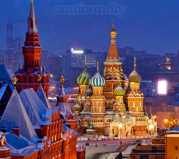 Moscow, Hotels, What To See, Visa