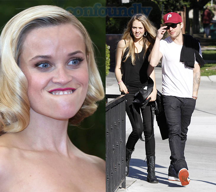Ryan Philipe, Reese Witherspoon, Cheating, Divorce