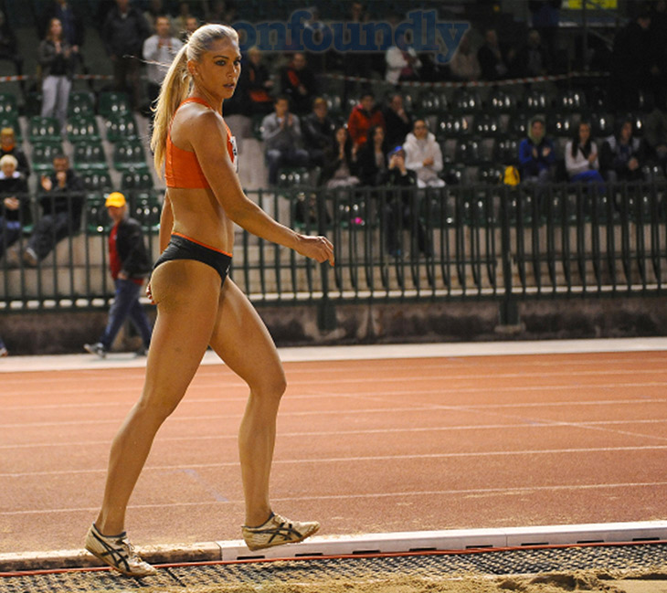Snezana Rodic, Hot, Athlete, Triple Jump
