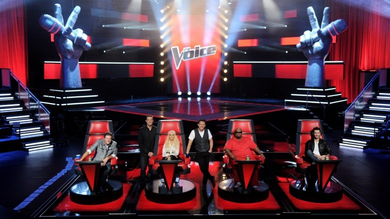 Why The Voice is a Totally Sham