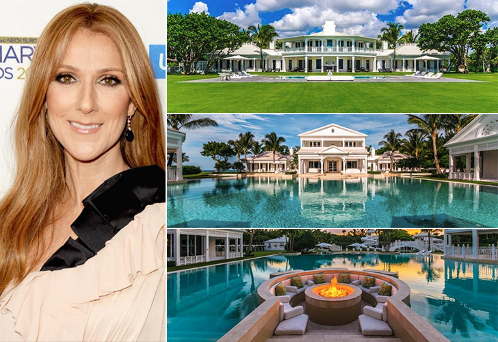 29 Jaw-Dropping Celebrity Homes