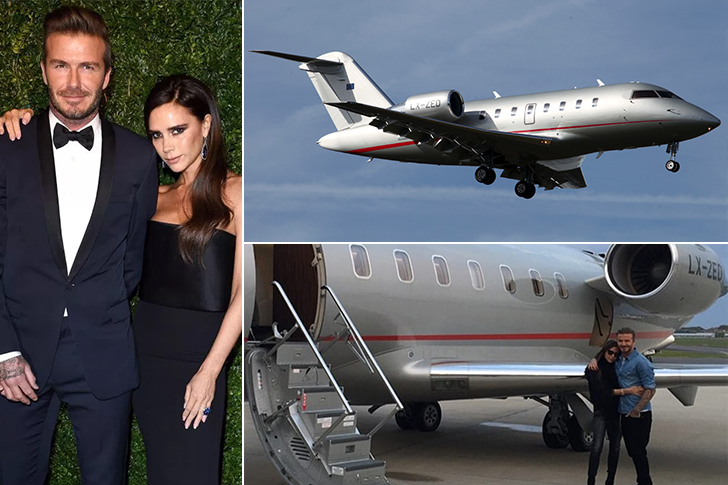 39 Jaw Dropping Celebrity Private Jets & Yachts – They Would Never Ever Think About Taking a Charter Flight!
