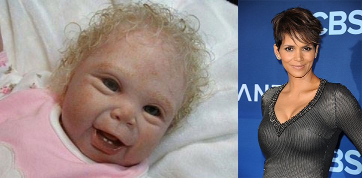 Babies & Kids Who Grew Up to be Beautiful Celebrities